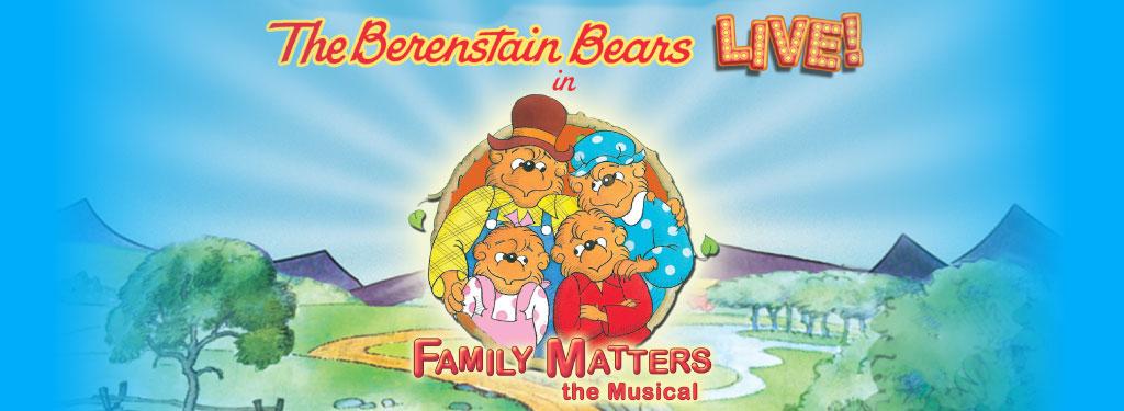 cruises meet and berenstain bears live